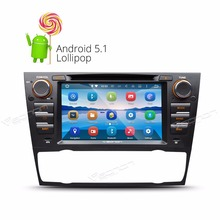 AUTORADIO 7″Android 5.1.1 OS Special Car DVD for BMW 3 Series E90/E91/E92/E93 2006-2011 with Video Output from All Modes Support