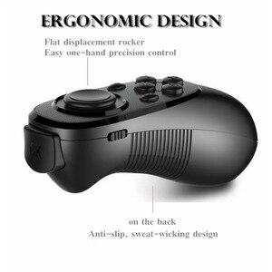 Мини-геймпад Bluetooth геймпад игровой контроллер Джойстик селфи пульт дистанционного спуска затвора беспроводная мышь для iOS Android смартфон TV Box