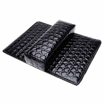 New Soft Hand Cushion Pillow And Pad Rest Nail Art Arm Rest Holder Manicure Nail Art Accessories PU Leather Rectangle Leather - DISCOUNT ITEM  20% OFF All Category