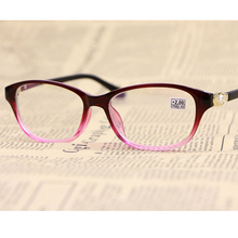 1 0 4 0 Reading Glasses Women Men Retro Luxury Brand Designer Plastic Eyewear Hyperopia
