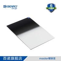BENRO 75x100x2mm Master Hard GND8(0.9) Square HD Glass WMC ULCA Coating High Resolution GND Filters