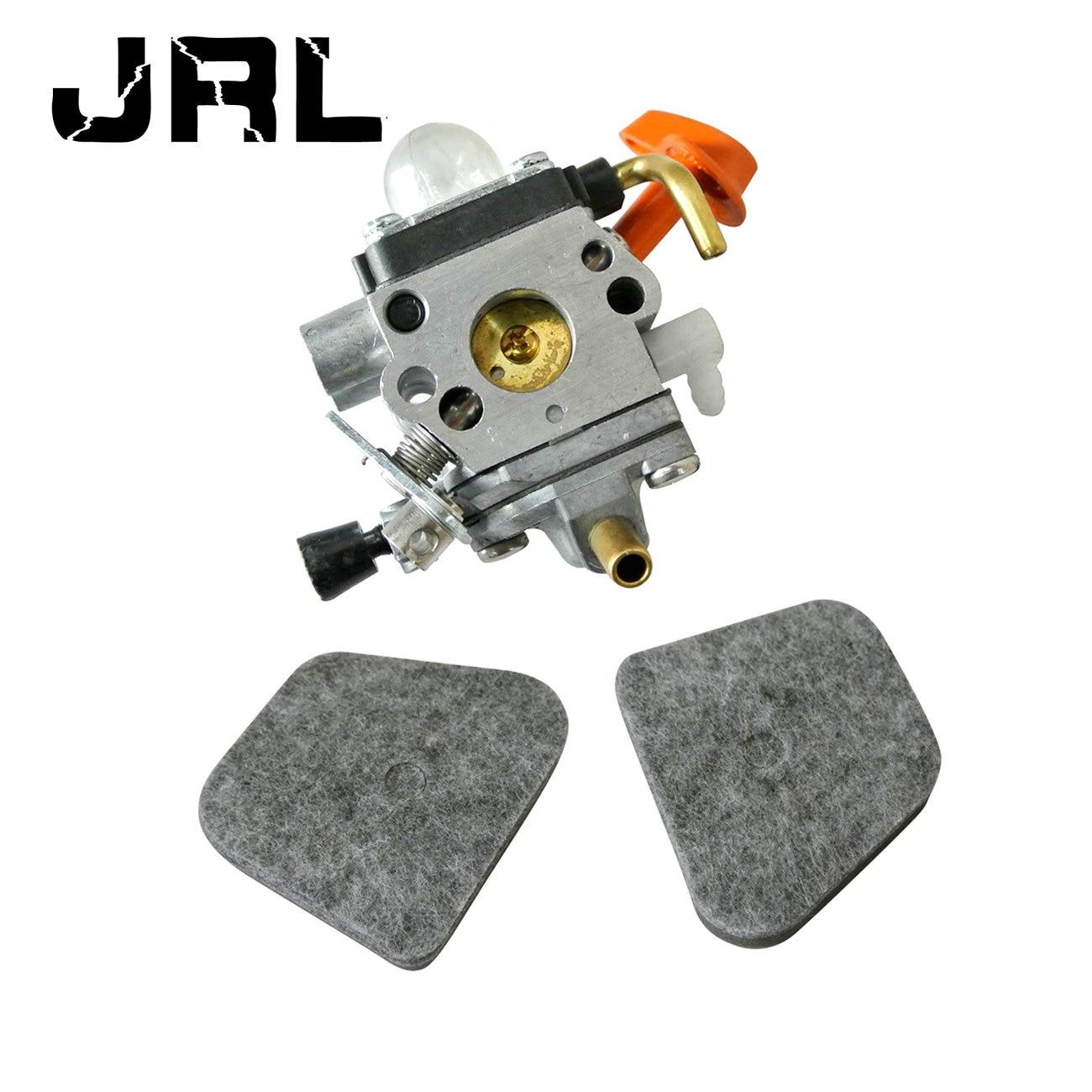 Carburetor Carby & Air Filters Fit STIHL FS90 FS110 Rep ZAMA C1Q-S173/4