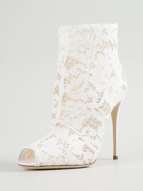 Sweety Lace Material Hollow Boots Peep Toe Ankle Zip High Heel Bootie Print Hollow Lace Decor Stiletto Dress Runway Sandal BootsSweety Lace Material Hollow Boots Peep Toe Ankle Zip High Heel Bootie Print Hollow Lace Decor Stiletto Dress Runway Sandal Boots