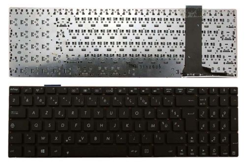 New notebook Laptop keyboard for   Asus   Zenbook U500VZ Black Windows 8   French Layout