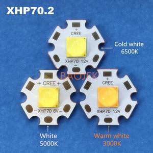 Image 4 - Cree XHP70.2 led 電球チューブ 30 ワット 4292LM 6V12V 懐中電灯 cree ダイオード led diy stronglight オートバイライト自転車ヘッドランプ led 電球