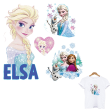 Hot Ironing Kids application iron on patches ironing applications for clothing stickers applications for clothes  Princess patch