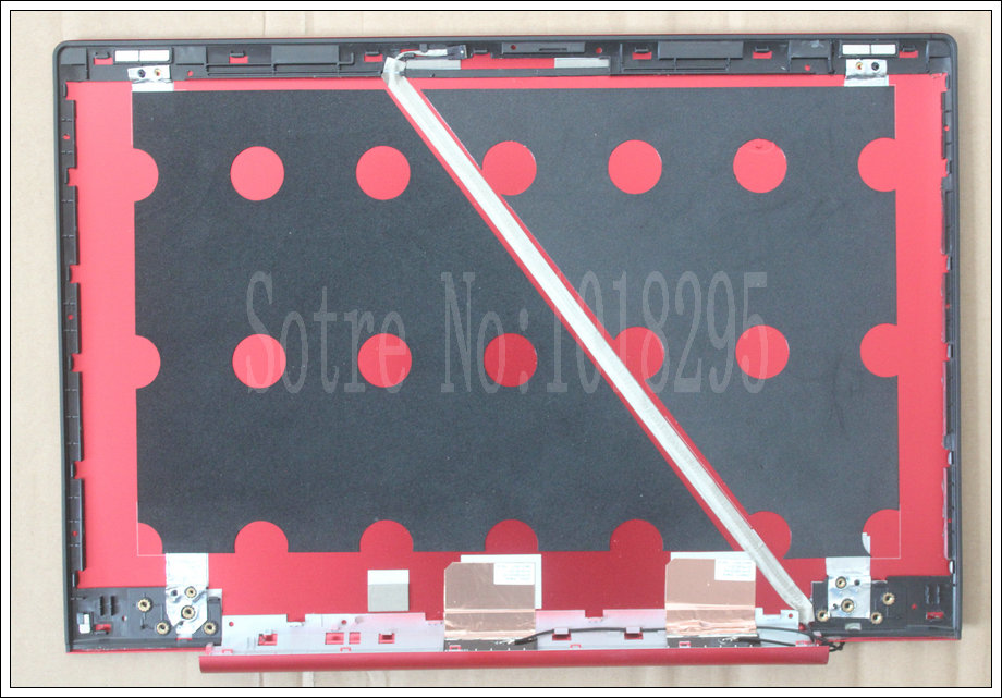 NEW Laptop LCD Top Cover for Lenovo Ideapad U430 U430T RED NON- touch
