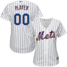 bdce01ec2e7 ... MLB Womens New York Mets WhiteRoyal Home Cool Base Custom Jersey(China)  ...