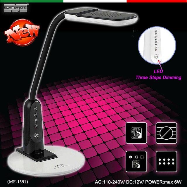 Светодиодный светильник SL-TL303  Настольные лампы настольная лампа для студента офисной работы свет из светодиодов книга огни регулируемая