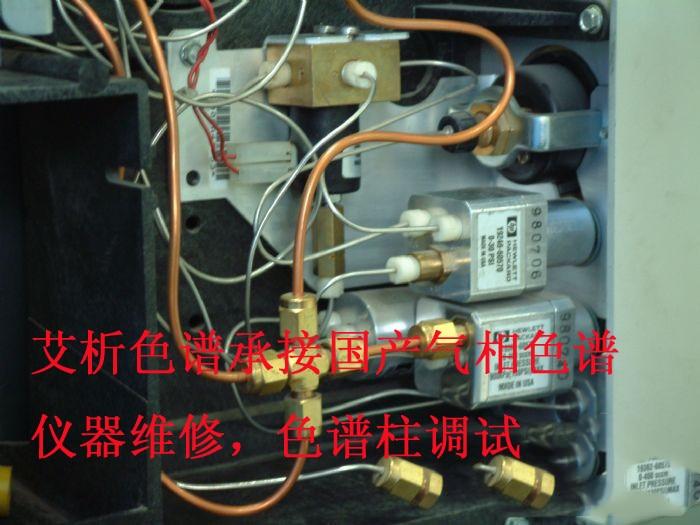 Неметановый общий углеродистой внутренний экологический инженерный, специальный Газовый Хроматограф