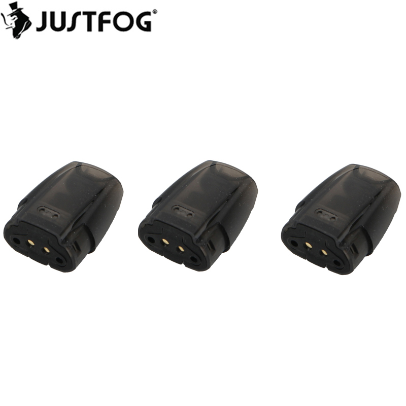 9/6pcs Original JUSTFOG MINIFIT Pod 1.5ml Vape Pod Cartridge For Justfog Minifit Starter Kit Electronic Cigarette Vaporizer