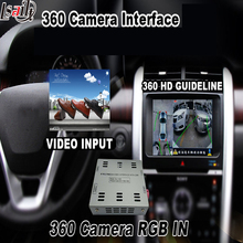 For Ford SYNC3 Rearview Camera Front Camera 360 Panoram Camera Interface