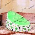 FRETE GRÁTIS assento de bebê com 2 pcs verde up cobre feijão bebê cadeira do saco de feijão tampa de assento do saco de feijão osso preguiçoso saco de feijão miúdo cadeira