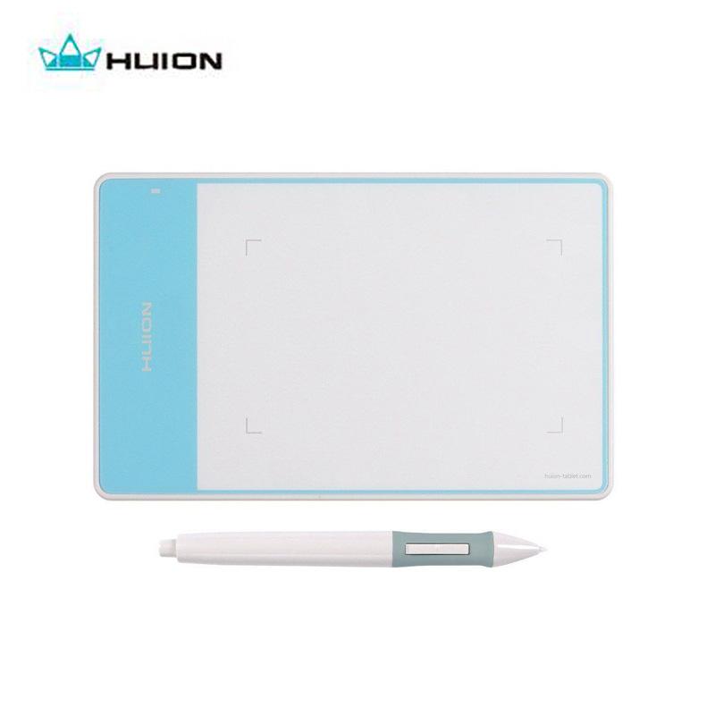 Prix pour Huion 420 mode osu tablette graphique professionnel signature pad mini usb smart stylus numérique dessin tablet pour windows mac os