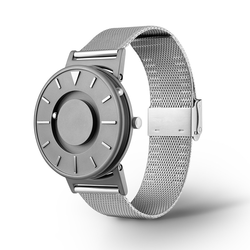 men s time departments blind keeping in talking blinds shop department watches products chrome watch for