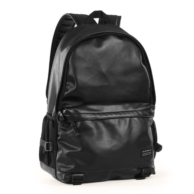 Women BTS Backpack Luminous PU Leather Female Backpacks Waterproof Boys Girls School Bags Teenager Schoolbag Mochila BP0172 (1)