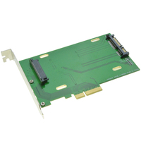 PCI E 3.0 x4 to U.2 Kit SFF 8639 Adapter for Intel Motherboard 750 NVMe PCIe SSD PCI express to U2 Card