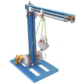DIY STEM Crane