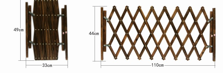 Charmant 20pcs/set Pet Fence Gate Free Standing Adjustable Dog Gate Wooden Fence  Wood Adjustable Indoor Pet Fence Playpen Free Shipping In Houses, Kennels U0026  Pens ...