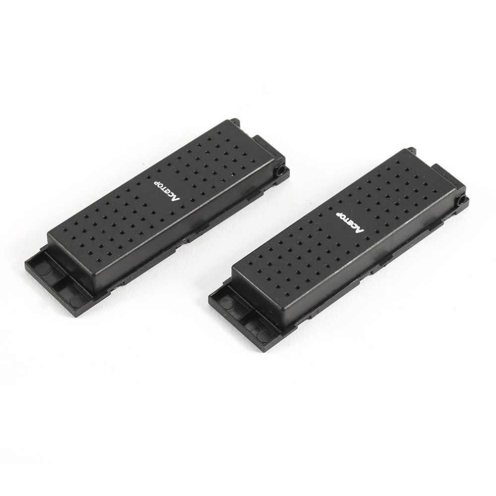 2 pièces Original 3.7 V 500 mAh Lipo batterie pour JJRC H47 Drone RC quadrirotor partie le Wifi Drone batterie accessoires