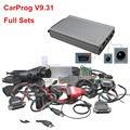 2016 Newest V9.31 Carprog Full 21 Adapters Professional Car Prog Programmer For Airbag/Radio/Dash/IMMO/ECU Auto Repair Tool