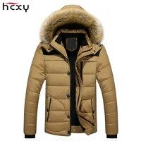 Jaqueta Masculino 2017 Men S Winter Jackets Thick Warm Hooded Coats Casual Men Jackets Fashion Hoodies