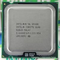 Original Q9400 CPU Processor 2 66Ghz 6M 1333GHz Socket 775 Desktop CPU Free Shipping