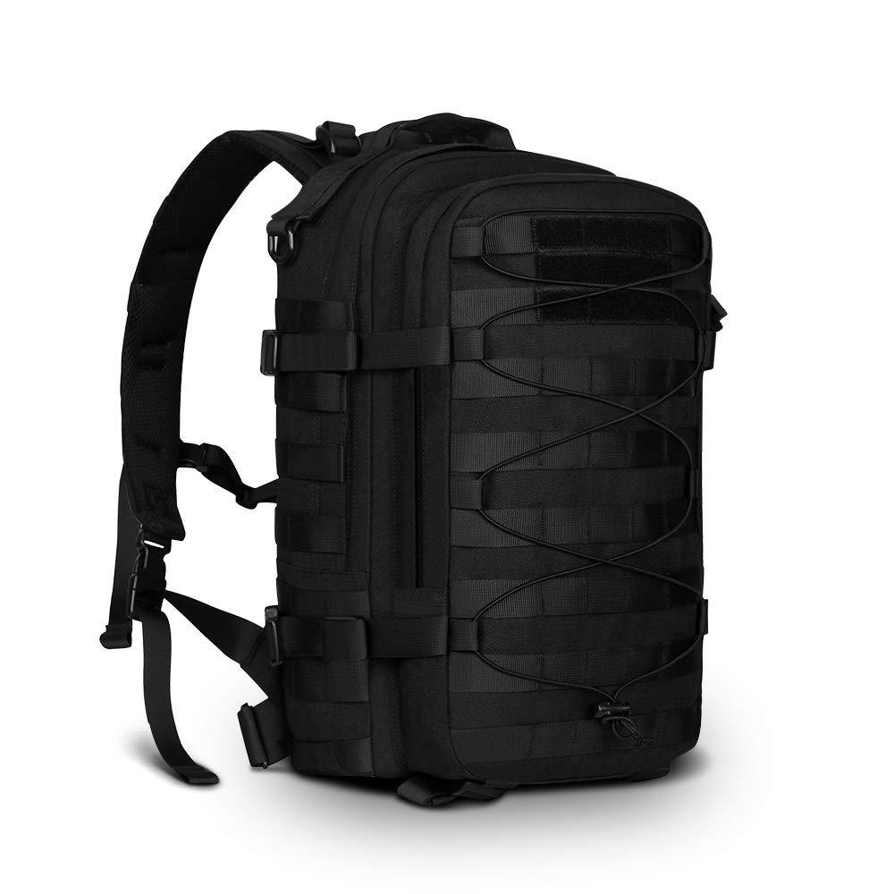 Sac à dos tactique Molle militaire assaut Pack Nylon Trekking sac à dos ordinateur portable sac à bandoulière pour voyager Camping randonnée escalade