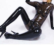 Latex Catsuit Gummi 100% Rubber Wetlook Coffee with Black Sexy 2019 Size Man XXL оснастка морская sft gummi makk colored