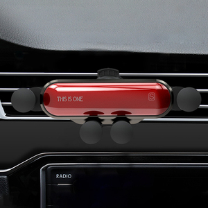 Image 4 - Автомобильный держатель Bonola, телескопический, с гравитационной связью, удобный автомобильный держатель для телефона, маленький мобильный телефон, подставка для навигации в автомобиле
