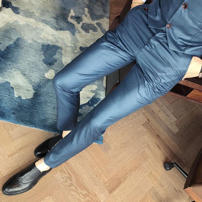 Banquet Gentleman Dress Up Male Fashion Business Hot Sales Slim Comfort DRESS 3
