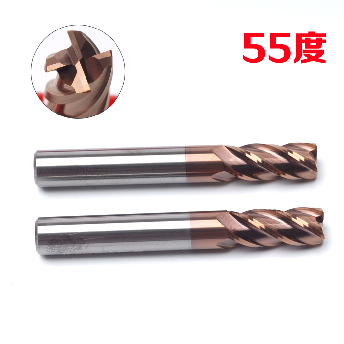 HRC55 Degree Four Edge Round Nose Carbide Alloy Milling Cutter Bull Nose Cutter Knife Wood Steel Mill Cutter Knife лимонницы elan gallery тарелка под лимон маки