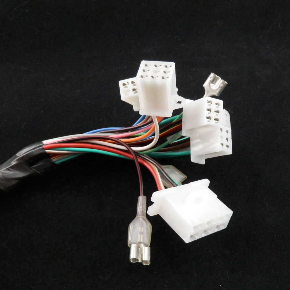Detail Feedback Questions about SCOOTER COMPLETE WIRE ... on