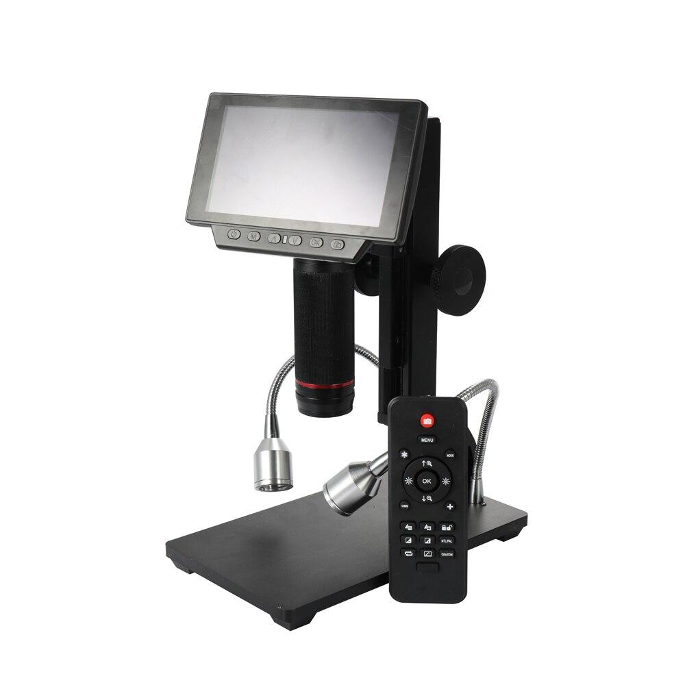Andonstar ADSM302 Microscopes Maintenance Industrielle affichage numérique microscope électronique Loupe avec télécommande Outils