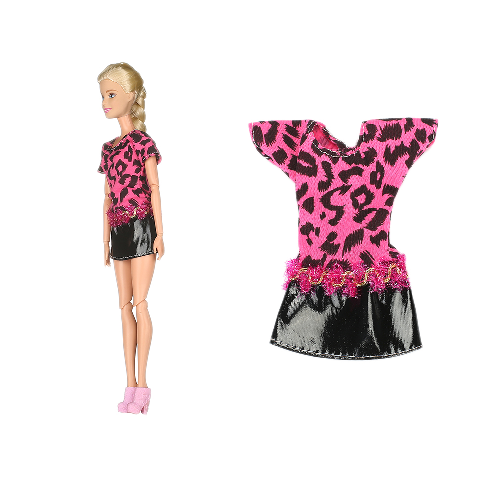 1PCS Sizzling Promoting barbiee Dolls Princess Night Occasion Garments Wears Costume (solely promote garments )AB8