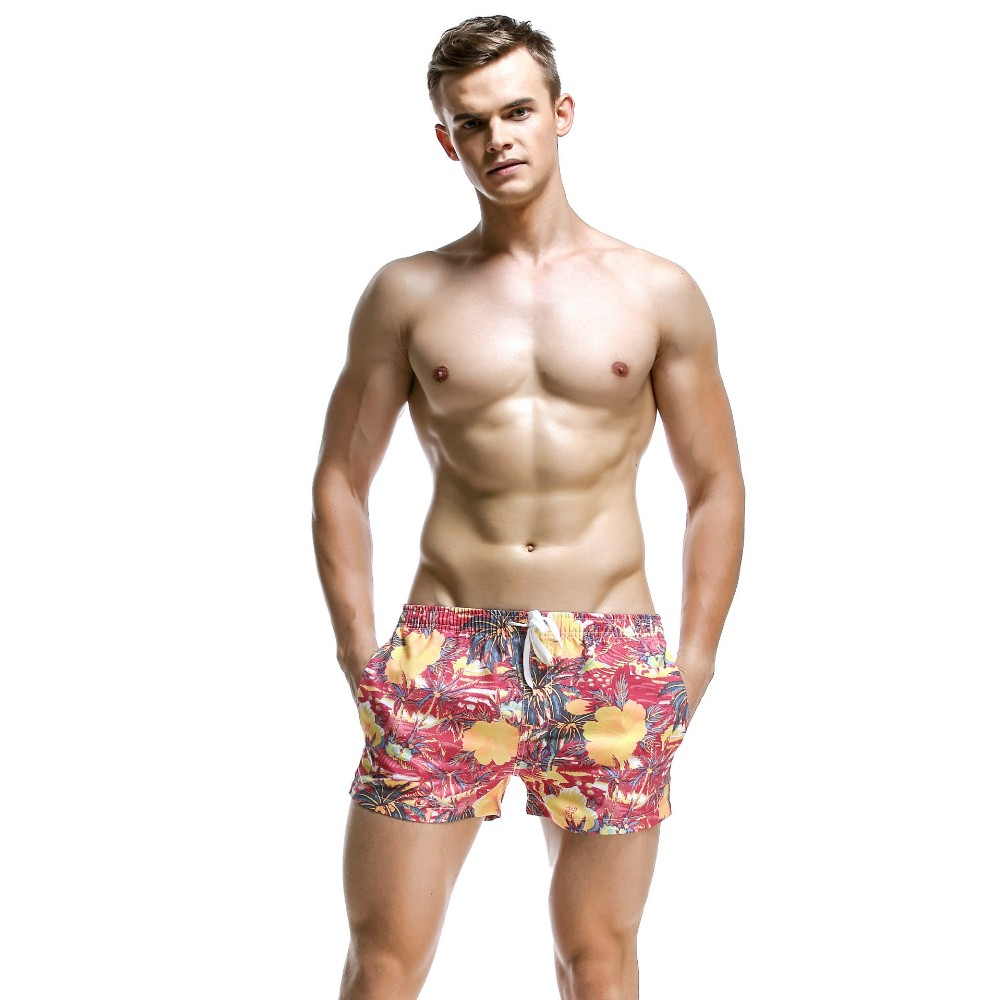 Nuevos hombres Pantalones cortos de playa Traje de baño Traje de - Ropa de hombre - foto 5