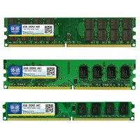 Wholesale Xiede DDR2 800 PC2 6400 5300 4200 1GB 2GB 4GB Desktop PC RAM Memory Compatible