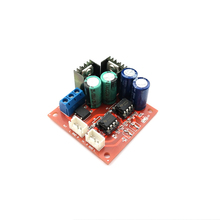NE5532 プリアンプオーディオアンプボード用ビニールレコードプレーヤーミリメートル MC フォノボード AC10 16V