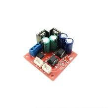 NE5532 preamplifikatör ses amplifikatörü kurulu vinil plak çalar MM MC fono kurulu AC10 16V