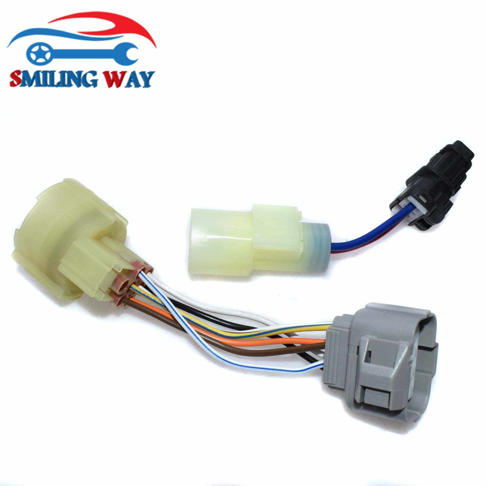 hight resolution of  obd0 to obd1 ecu distributor adaptor connector wire harness cable for honda crx civic prelude acura