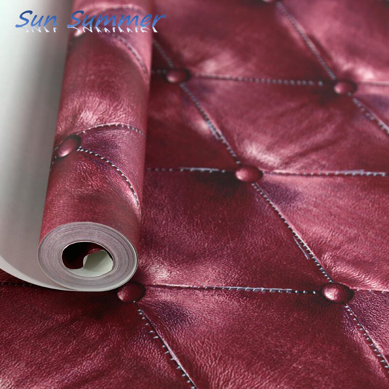 Buy 3d Leather Wallpaper And Get Free Shipping On AliExpress