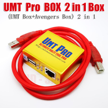 2020  Original UMT Pro Box   ( UMT BOX+ AVB  BOX 2in1 ) With 1 USB A B Cable Free shipping