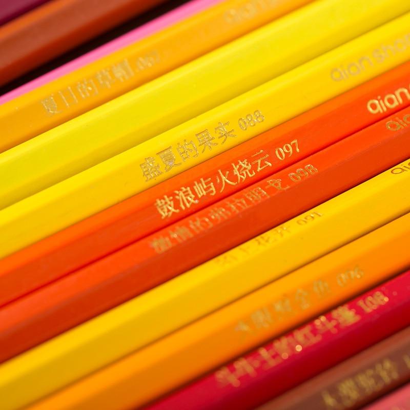Lápis Comuns de lápis de cor oleoso Marca : Mataveni