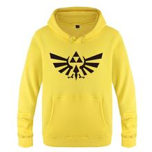 Men Women Spring Autumn Games The Legend of Zelda Clothing Casual Sweatshirts Hoodies Jacket Coat