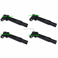 Set Of 4 New High Performance Ignition Coil For Hyundai Accent Kia Rio 1 6L 2730126640