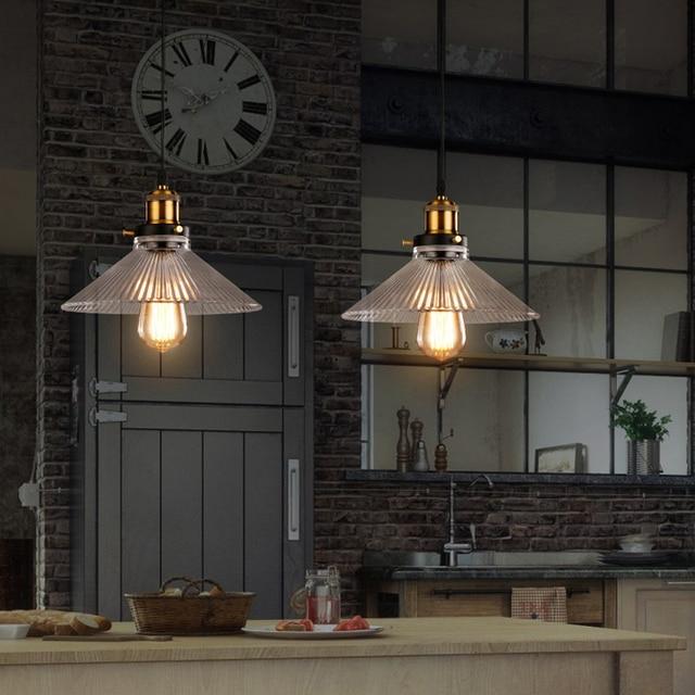 Glas hanglamp voor thuis zwart kleurrijke hanglampen eetkamer ...