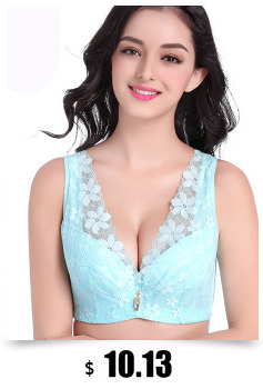 3cda3142a3 Non Padded Push Up Brassiere For Women Thin Big Size 46   105D Cup Vest  Style Non Wire Bra Free Shipping