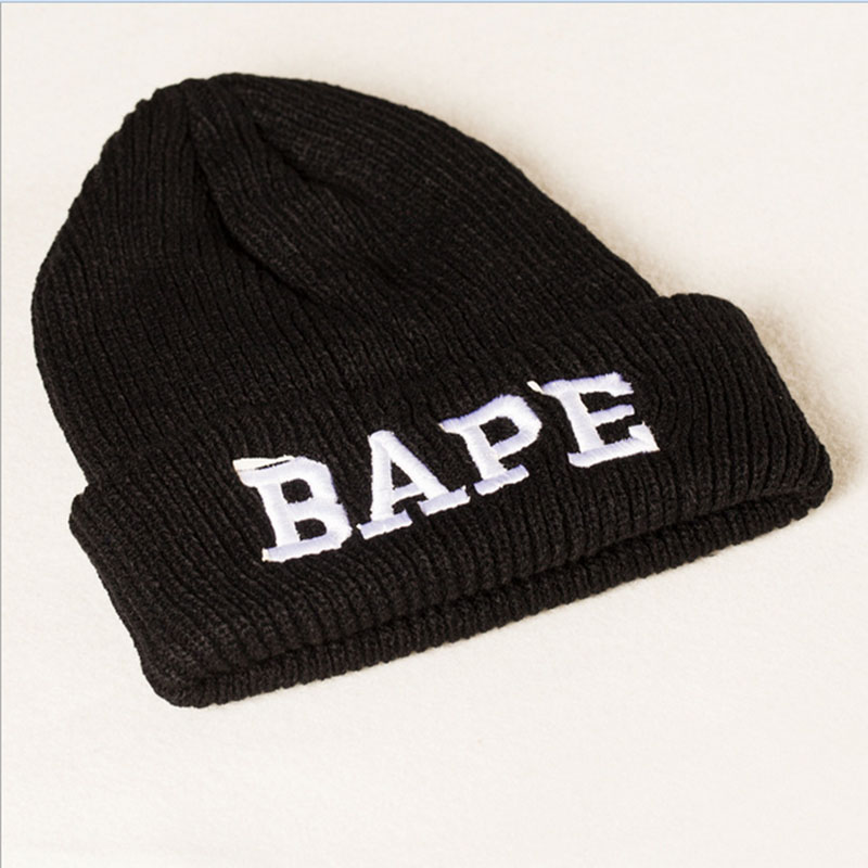 2016 Brand New Winter Beanies Hats For Women Men Hat Hip Hop Warm Letter Knitted Fashion Caps Gorros Hombres 2016 new fashion letter gorros hats bonnets