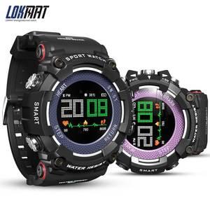 LOKMAT Smartwatch Bluetooth IP