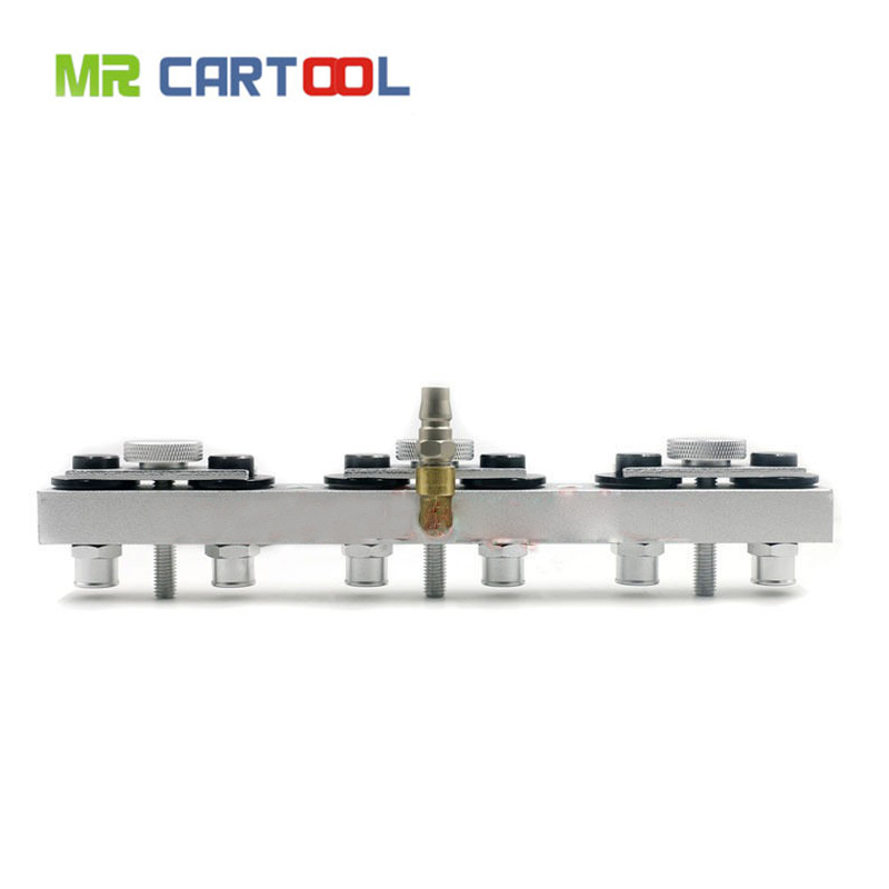 Mr Cartool 6 Cylinder Fuel Side Feed Injector Distributor Fuel Rail Kits For Launch CNC602A Free ShippingMr Cartool 6 Cylinder Fuel Side Feed Injector Distributor Fuel Rail Kits For Launch CNC602A Free Shipping